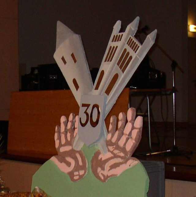 Partnerschaftsfeier 2003