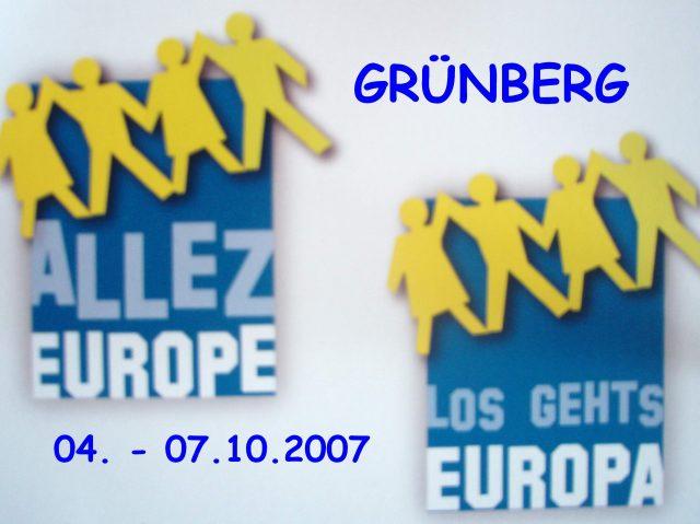 Partnerschaftsfeier 2007