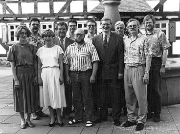 Gründungsvorstand 1991